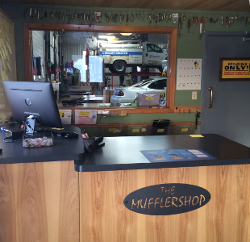 the muffler shop expert auto repair houghton mi 49931. Black Bedroom Furniture Sets. Home Design Ideas